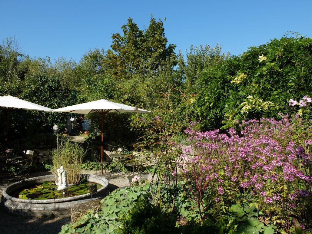 Umgestaltung Garten Ebersberg