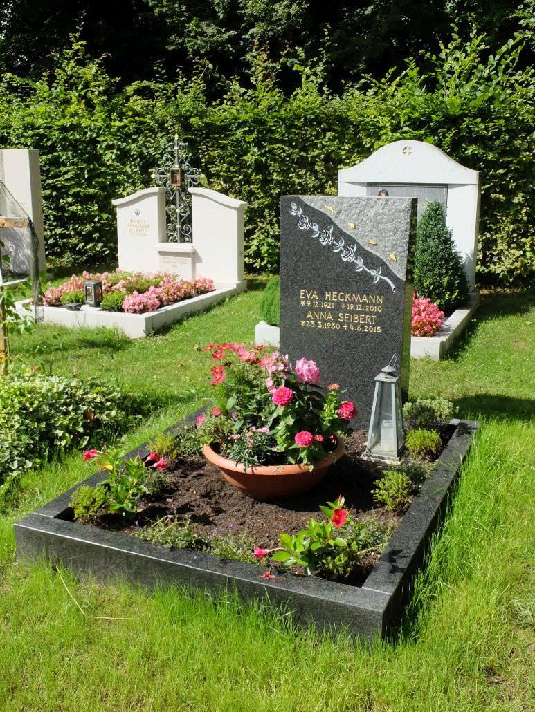 Grabpflege Grabbepflanzung München