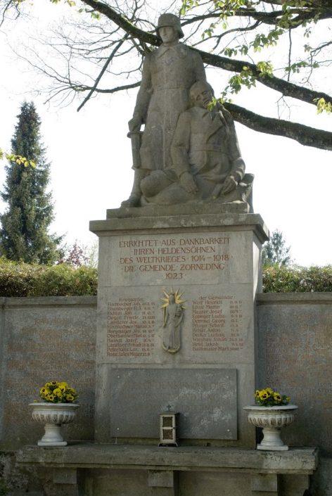 Grabstein Grabmal München